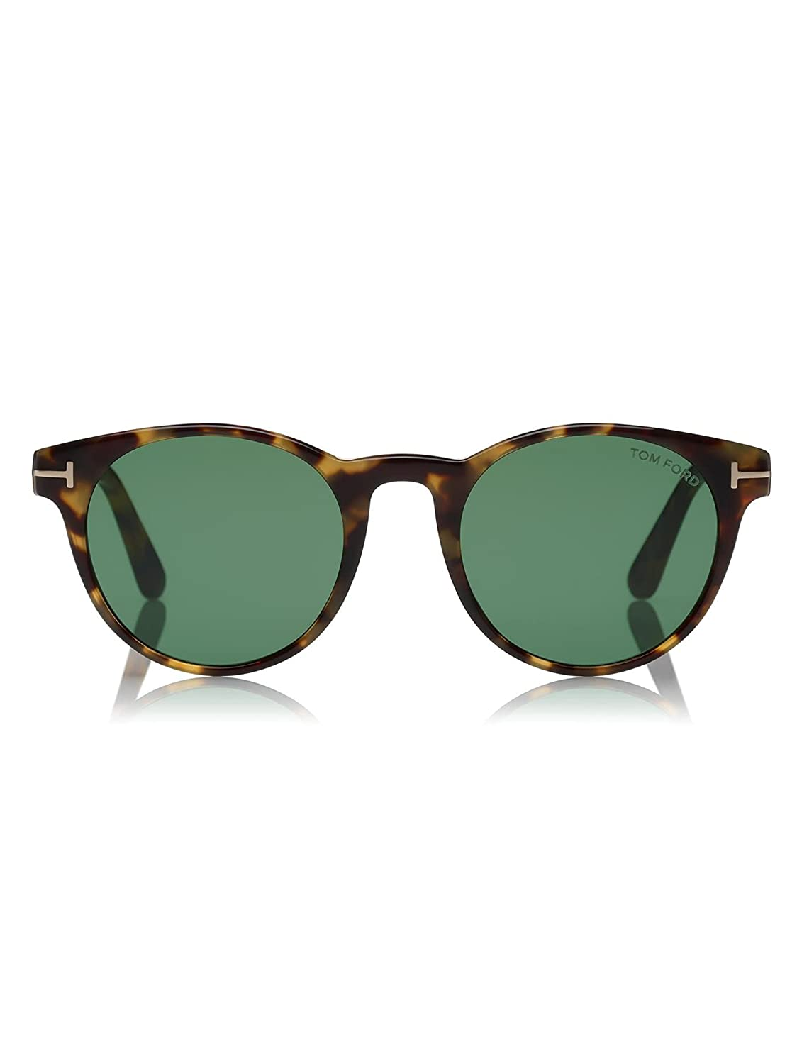 ed13647740a73a Sunglasses Tom Ford FT 0522 Palmer 56N havana other   green at Amazon Men s  Clothing store