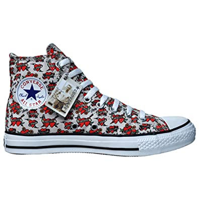 chaussure converse montante femme