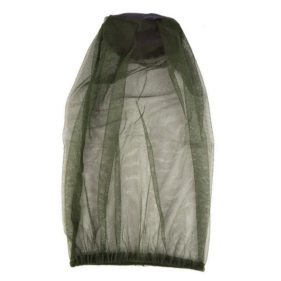 WEIWEITOE Outdoor-Camping-Anti-Moskito-Hut Ineinander greifen-Netz Moskitonetz Cap Mosquito Cloth