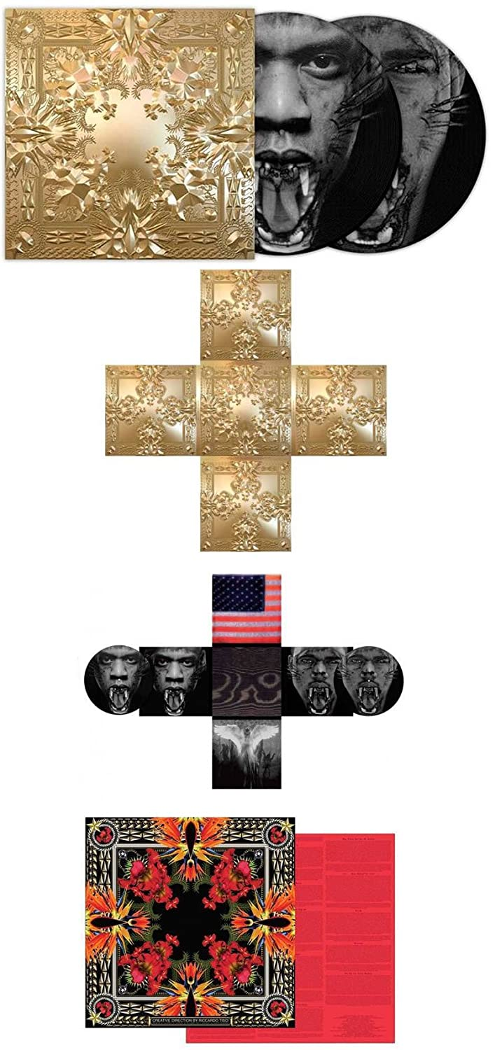 26+ Watch The Throne Deluxe Download  Images