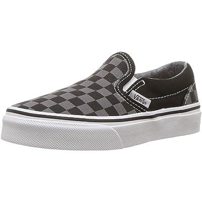 Vans Men\'s Classic Slip-on (Little Big Kid) | Fashion Sneakers