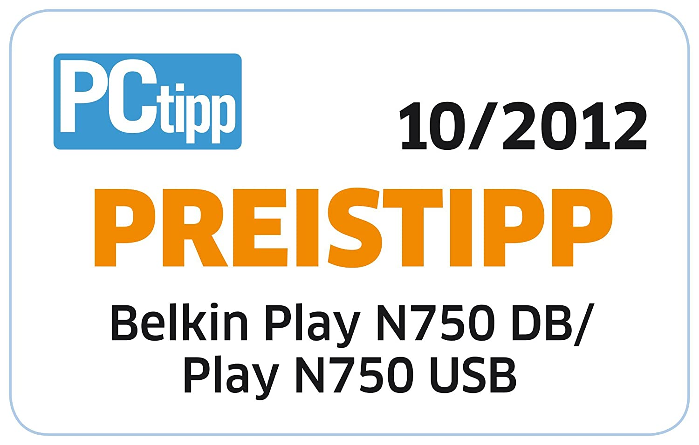 Belkin N750 Db Installation Software