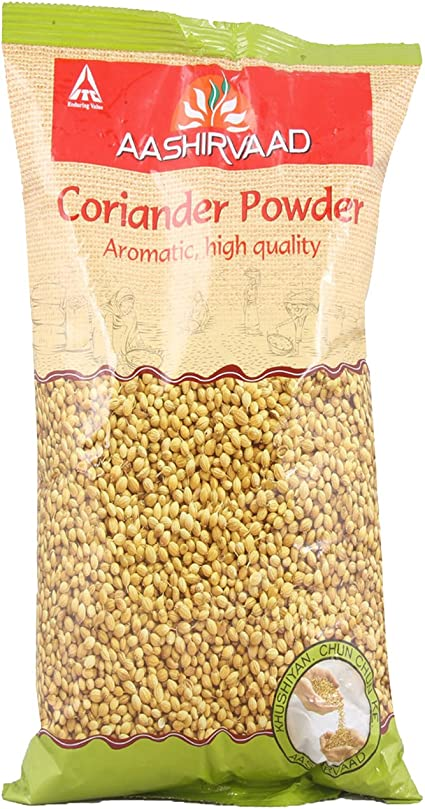 Aashirvaad Coriander Powder, Pouch, 500g