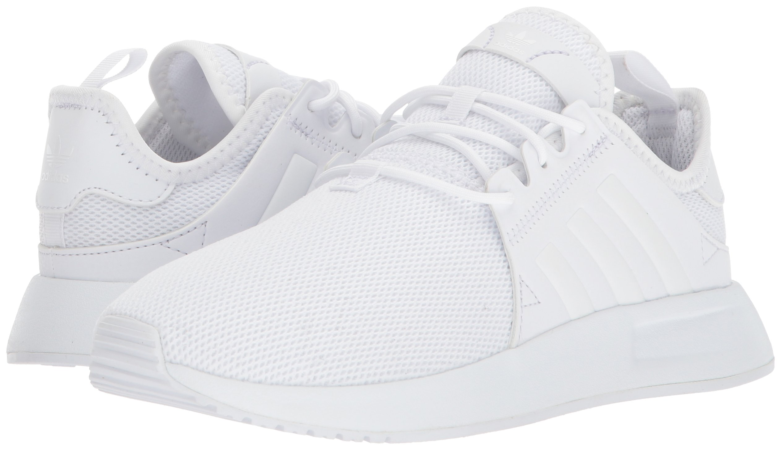 adidas Originals Boys' X_PLR C, White/White/White, 10.5 M US Little Kid by adidas Originals (Image #6)