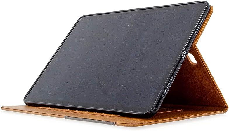Pellicola Pennino 3in1:BORSA IN PELLE premium 360/° per Apple iPad Pro in Bianco con pratica funzione di supporto Bianco firmata Digital Bay cristallino
