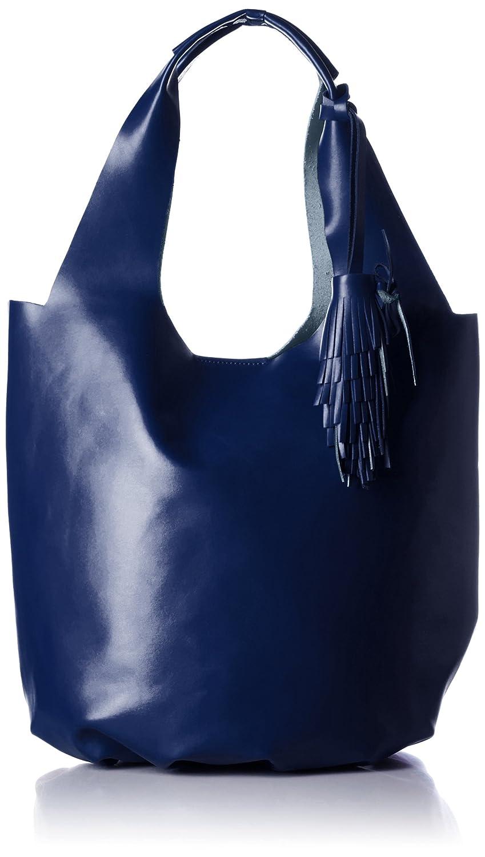 [アルキミア] トートバッグ タッセル付トートバッグ AB2088 POSEI B01MEGCM7F BLUE SOGNO BLUE SOGNO