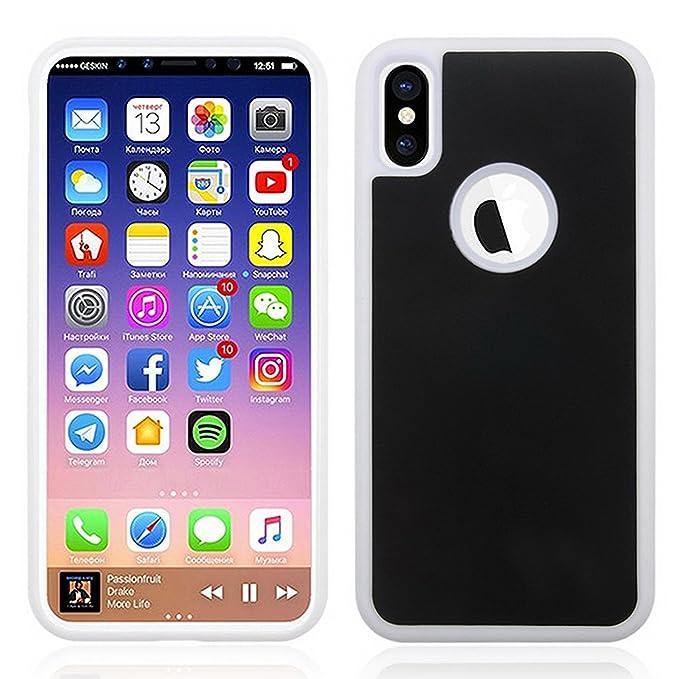 gravity coque iphone x