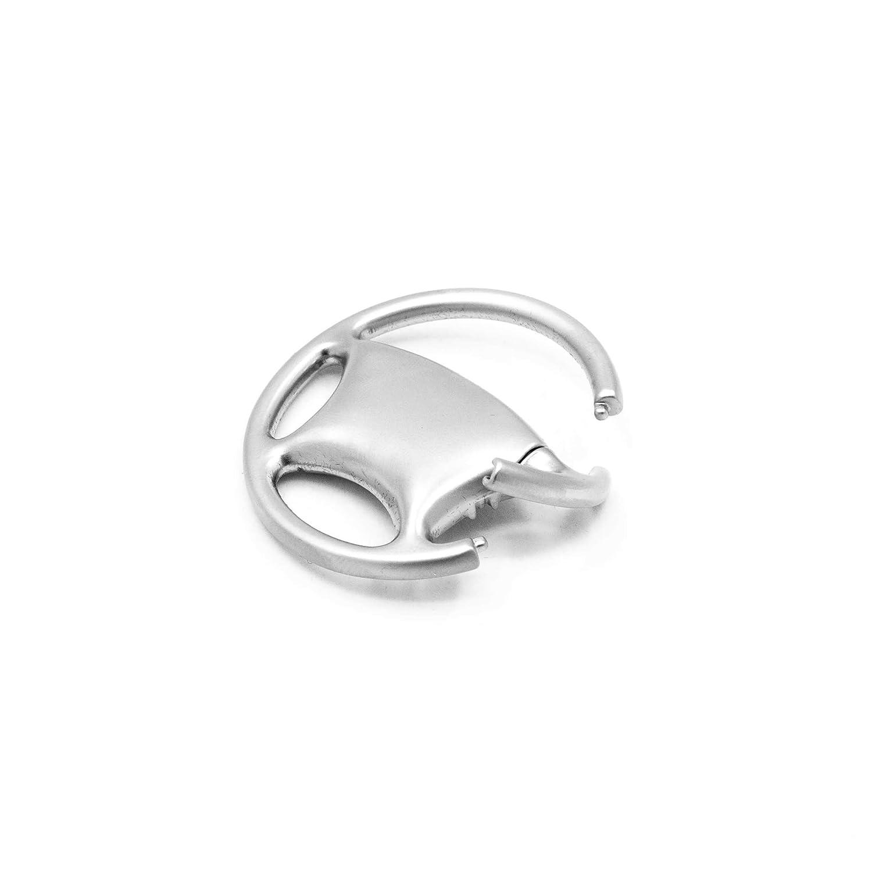 Auto Gold KCWCHV Chrome Steering Wheel Key