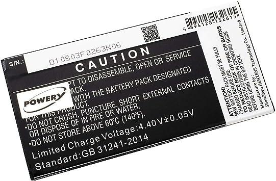 Powery Batería para Smartphone Samsung Galaxy J7 Core: Amazon.es ...