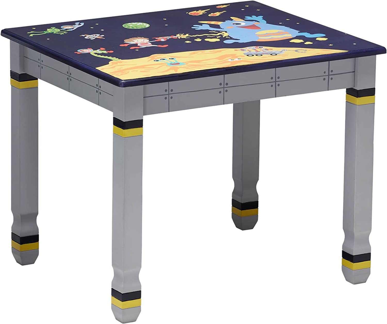 Fantasy Fields Kids Table, Blue - Outer Space