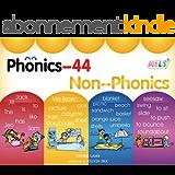 Phonics-44 (Non-Phonics) (English Edition)