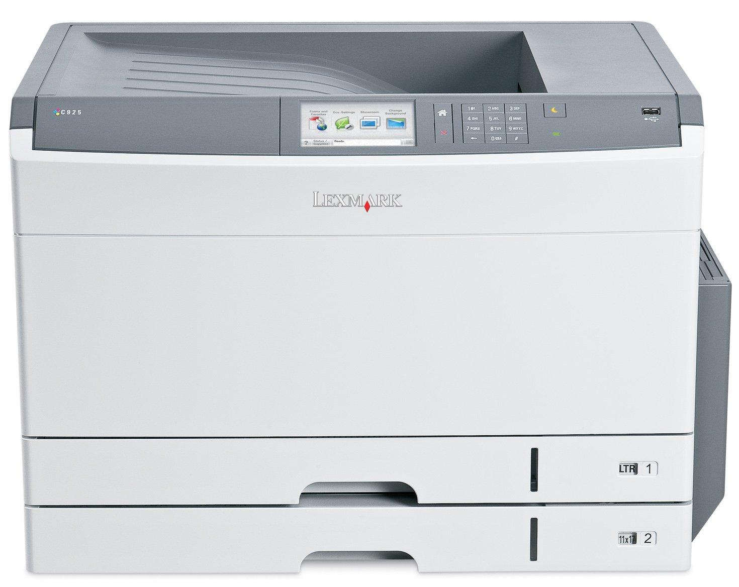 Amazon Lexmark 24Z0000 C925de Color Laser Printer Electronics