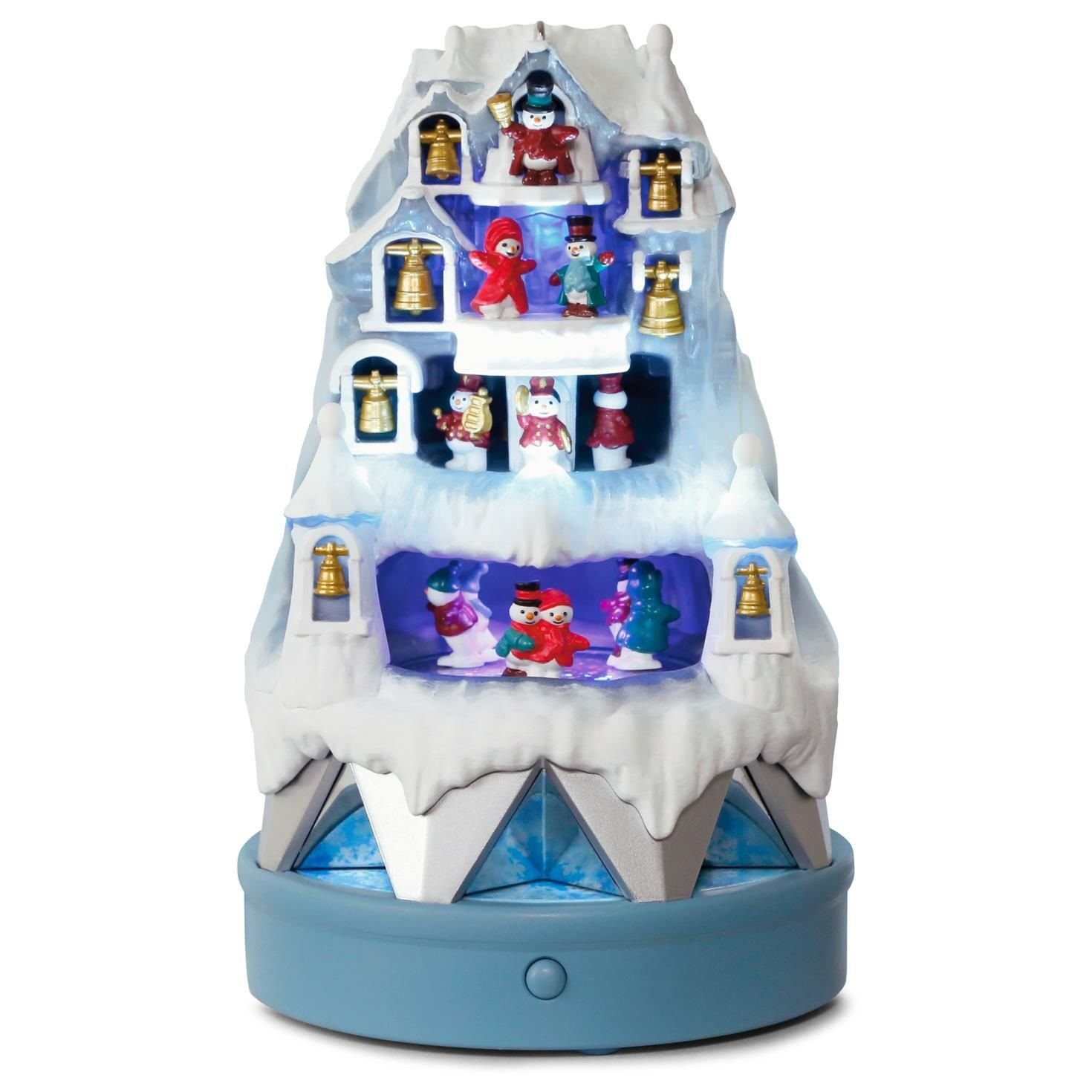 Hallmark 2016 Christmas Ornaments Winter Wonderland