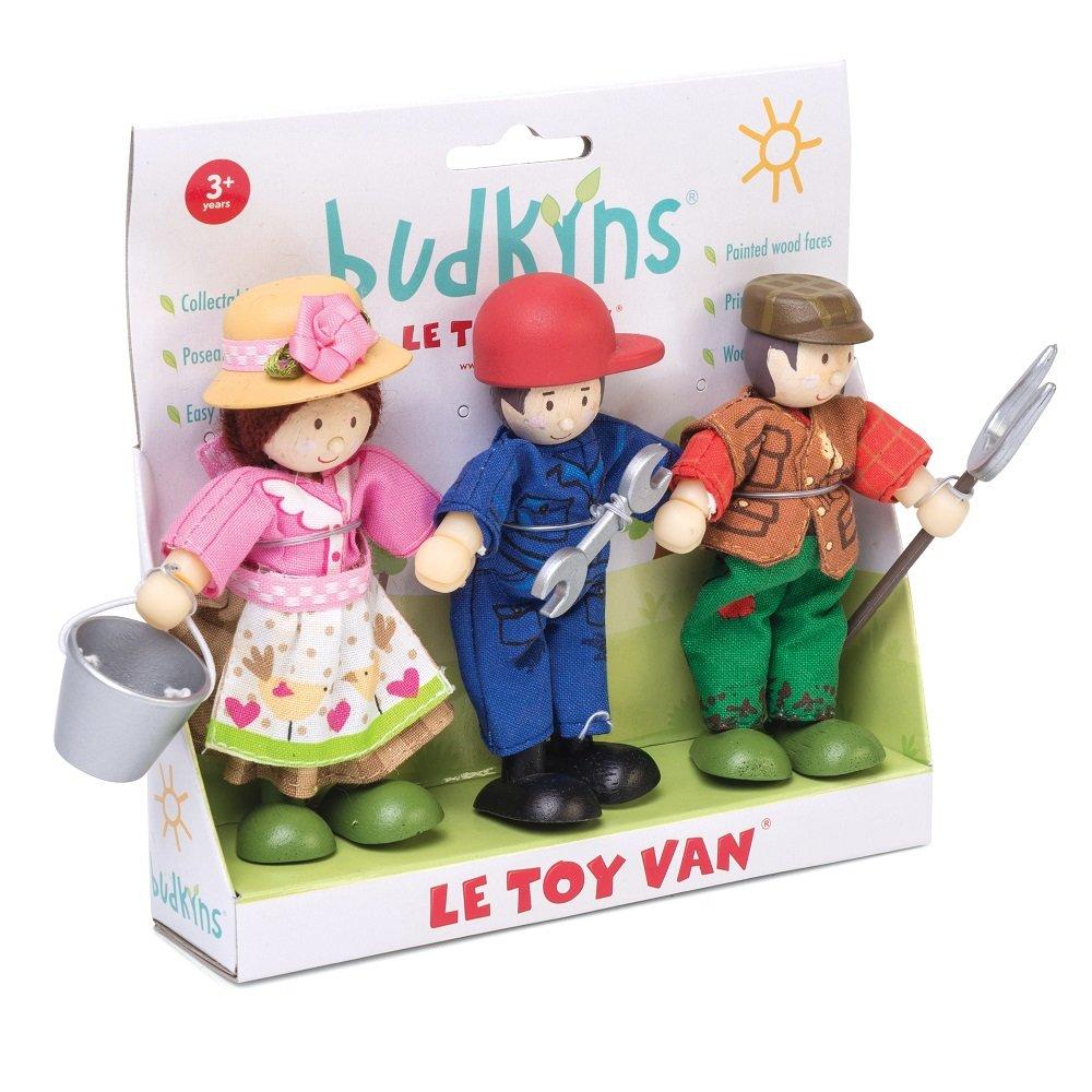 Budkins Farmers Figure Set Hotaling BK904 310328
