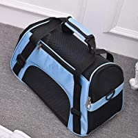 Pet Carrier Bag Portable Large Cat Dog Comfort Tote Travel Bag Airline Approved