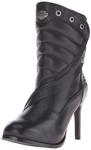 Amazon.com | Harley-Davidson Women's Olanta Fashion Boot | Boots