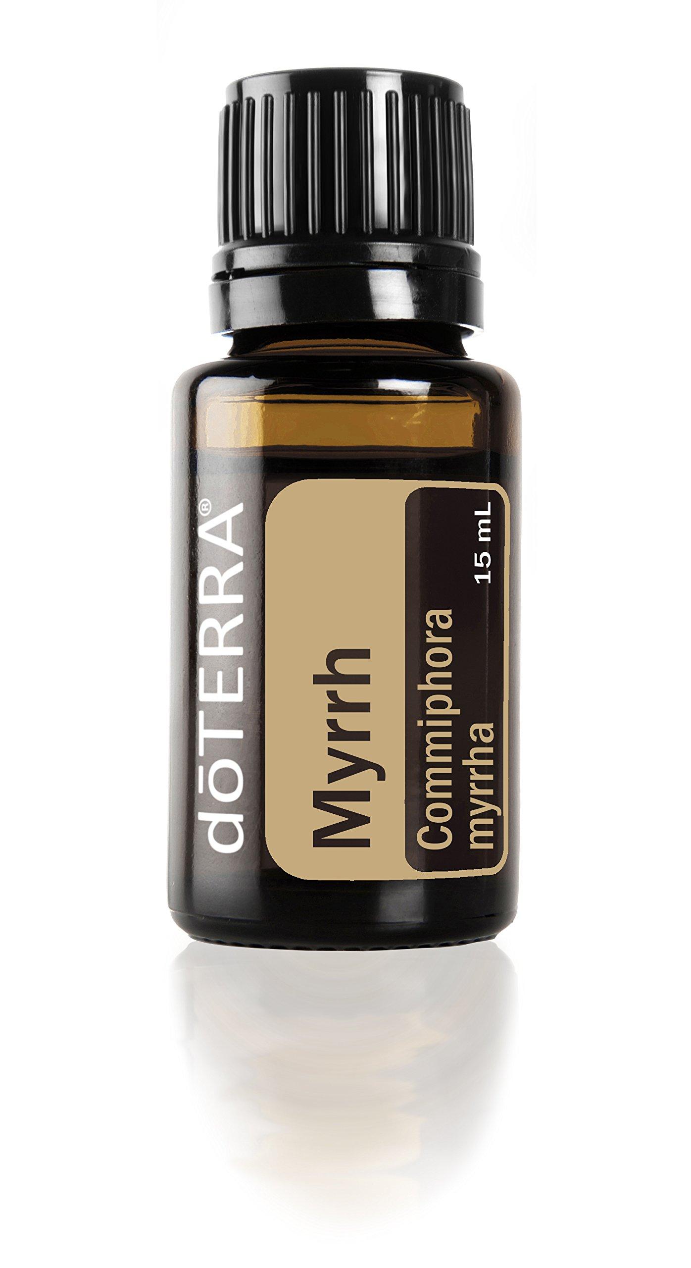 doTERRA Myrrh Essential Oil - 15 ml