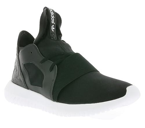 lowest price dd9ff 3a1b3 adidas Originals Tubular Defiant W Scarpe Sneakers Nero per Donna   Amazon.it  Scarpe e borse