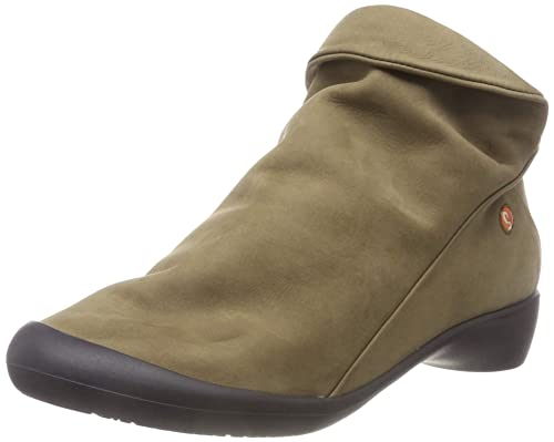 0ec369965d65 Softinos Women s s Farah Nubuck Leather Ankle Boots  Amazon.co.uk ...
