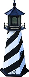 product image for 4 Ft Deluxe LighthousesReplicated USA Lighthouses - Cape Hattaras, NC