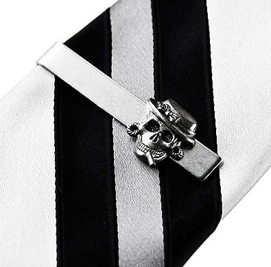 Tete De Mort Pince A Cravate Pour Homme Cadeau De Mariage