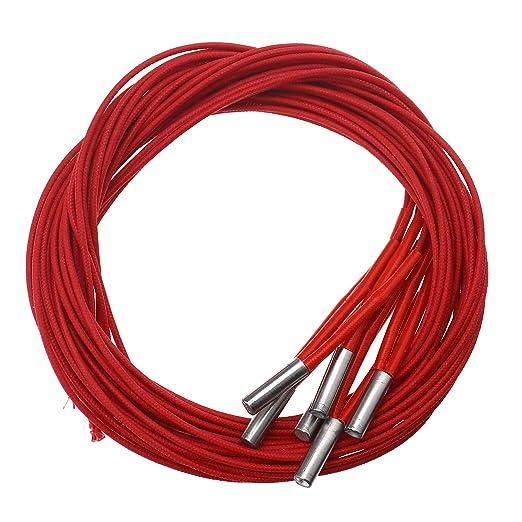 YINETTECH - Calentador de Cartucho con Cable de 1 m para Impresora ...