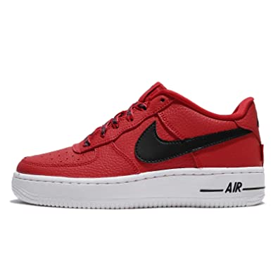 Nike Air Force 1 LV8 GS university red black white 820438 606 pointure 36