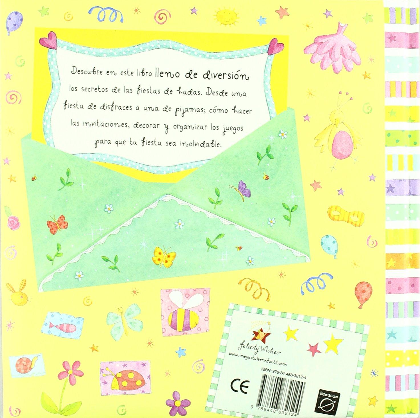 Fiestas De Hadas / Party Magic (Valeria Varita / Felicity Wishes) (Spanish Edition): Emma Thomson: 9788448832124: Amazon.com: Books