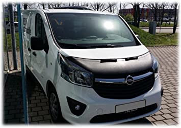 Amazon Com Hood Bra Front End Nose Mask For Vauxhall Opel Vivaro
