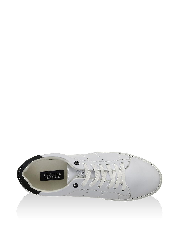 es Eu Marino Zapatos Y Complementos 42 Zapatillas Blancoazul Rooster Amazon EqBwnxtYMa