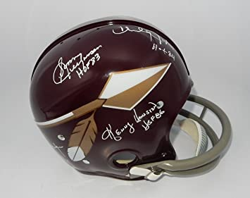 Amazon.com  WASHINGTON REDSKINS LEGENDS TEAM SIGNED RIDDELL RK SPEAR ... 56abacb2e