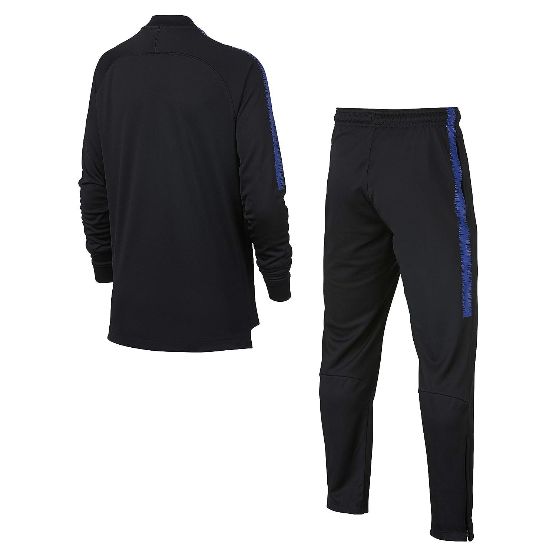 Nike Inter Y NK Dry SQD TRK Suit K - Chándal, Unisex Infantil ...