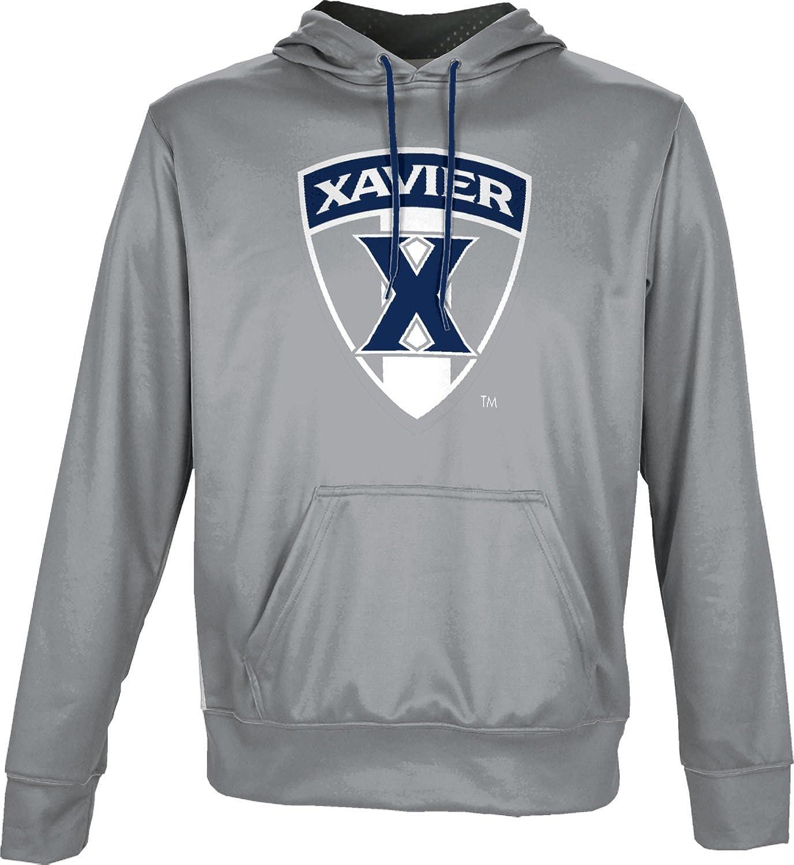 ProSphere Xavier University Mens Pullover Hoodie School Spirit Sweatshirt Ombre