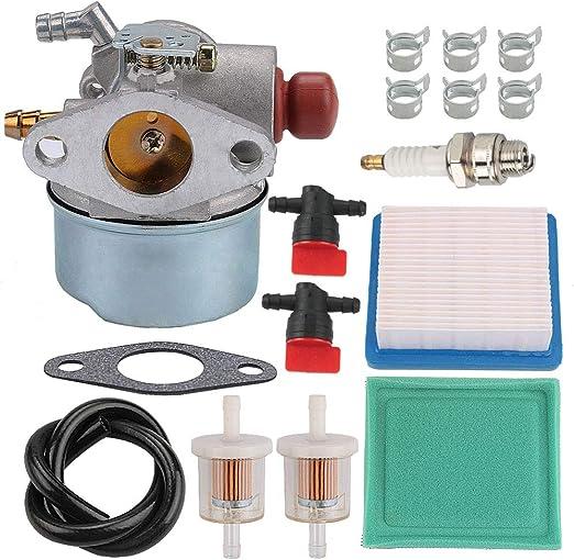 Amazon.com: Allong Carburetor - Manguera de combustible para ...