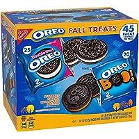 Oreo Fall Treats Cookies 45 Pack 1.02 Oz Net Wt 45.9 Oz, 45.9 Ounces
