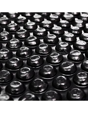 Película Negra Rectangular de Polietileno Flotante de Piscina 10x5 m
