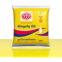777 Gingelly Oil / Sesame Oil - Pouch - 500ml