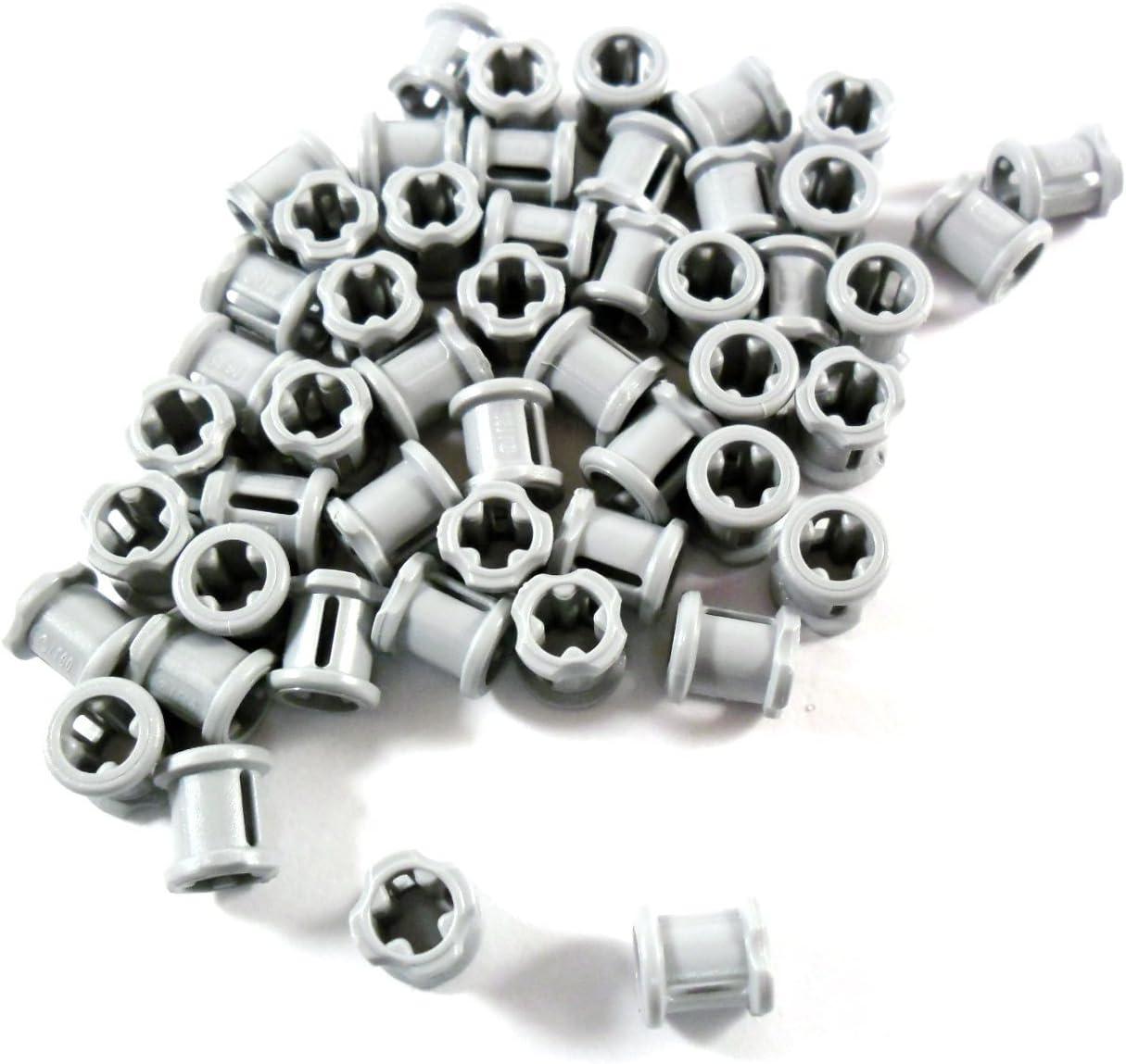 20 Studs ~ Technic ~ New Lego Black Connector Bushing Pins