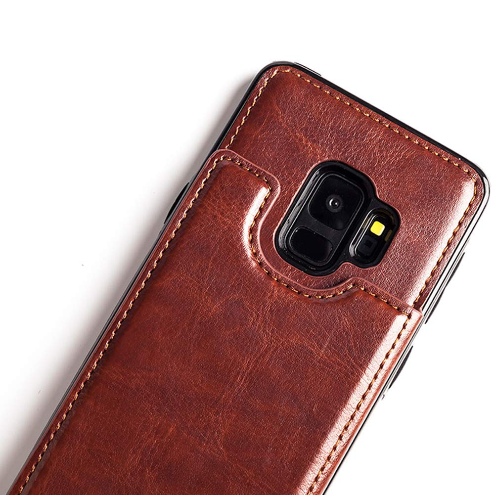 Note9 Wallet Case with Card Holder Samsung Note9 Wallet, Flip PU Leather Protective Case, Magnetic Detachable Slim Back Cover Card Holder