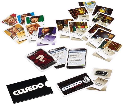 Big Bang Theory Cluedo Board Game: Amazon.es: Libros en idiomas extranjeros