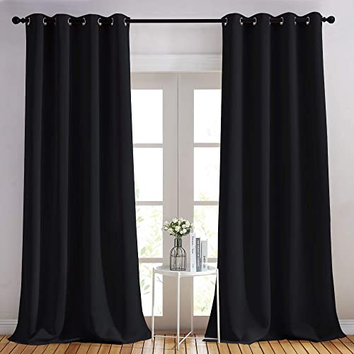 Reviewed: NICETOWN Black Out Curtain Panels