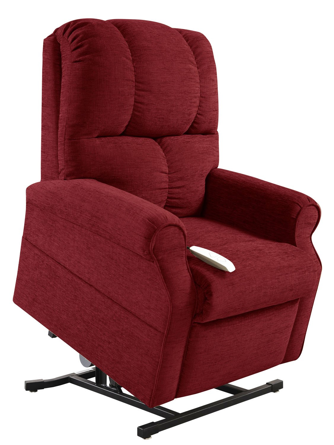 Windermere NM-2001 3 Position Lift Chair - Bordeaux (curbside delivery)