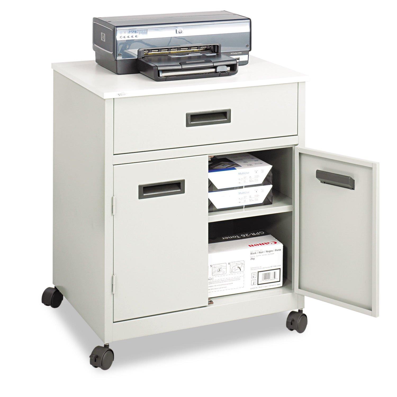 SAF1870GR - Steel Machine Stand w/Pullout Drawer