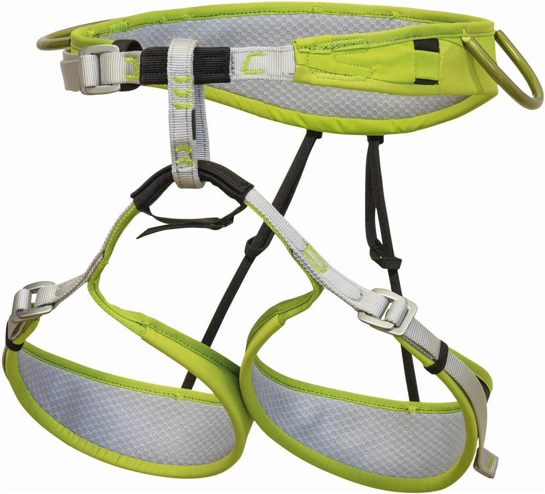 Camp - Air CR - Climbing Harness Size XL, Grey/Green: Amazon ...