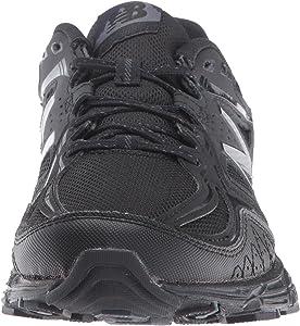 Zapatillas de trail running WT510RS3 para mujer, negras, 7.5 B US ...
