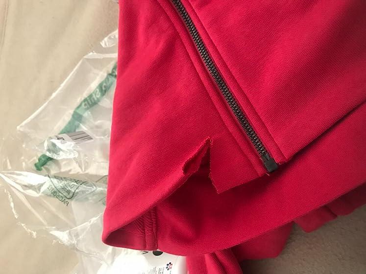 adidas Women's Essentials Linear Full Zip Fleece Hoodie One Star
