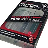 Matt Hayes Adventure ULTIMATE PREDATOR KIT Loaded Tackle Box Set - Tough Floats, Diving Plug Lure, Beads, Soft Baits, Snap Tackle, Traces & Swivels - Ideal for Pike Bass Pollock [19MH-08] by FLADEN