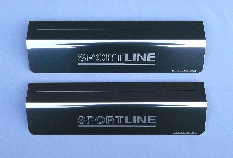 2003-2014 Sportline Sill Protector Kick Plates Transporter T5