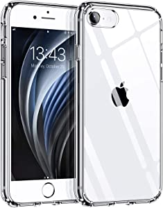 Clear Case for iPhone 8/7/SE 2020 - Syncwire Anti-Yellowing Anti-Scratch Shock Absorption Protective Cover 4.7