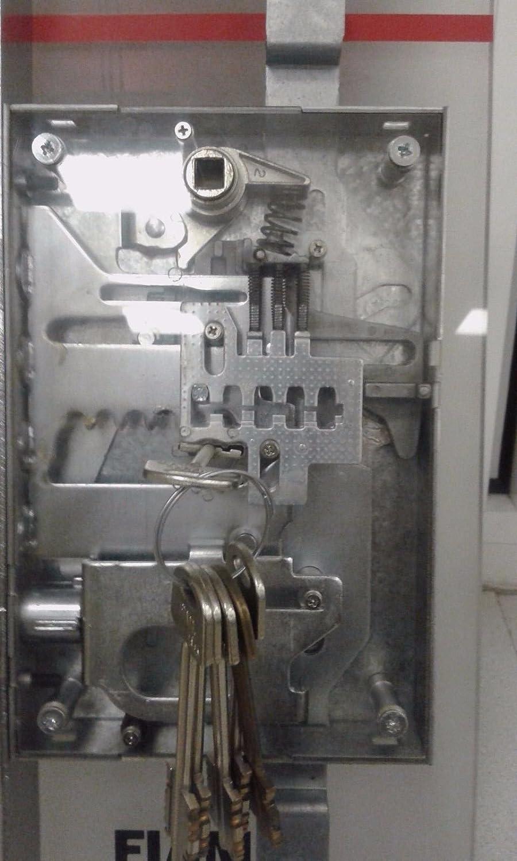 Amazon.com: fiam – Iseo 648/Deadbolt Lock para puertas ...